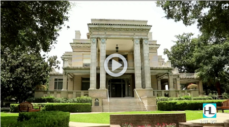 Drive-by Houston History; a tour of Houston's historic buildings